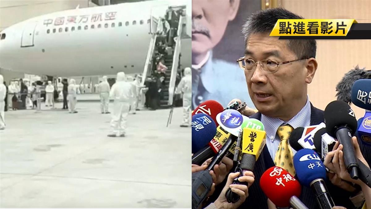 滯武漢台商一度擬告蔡政府違憲 徐國勇:他們不會贏