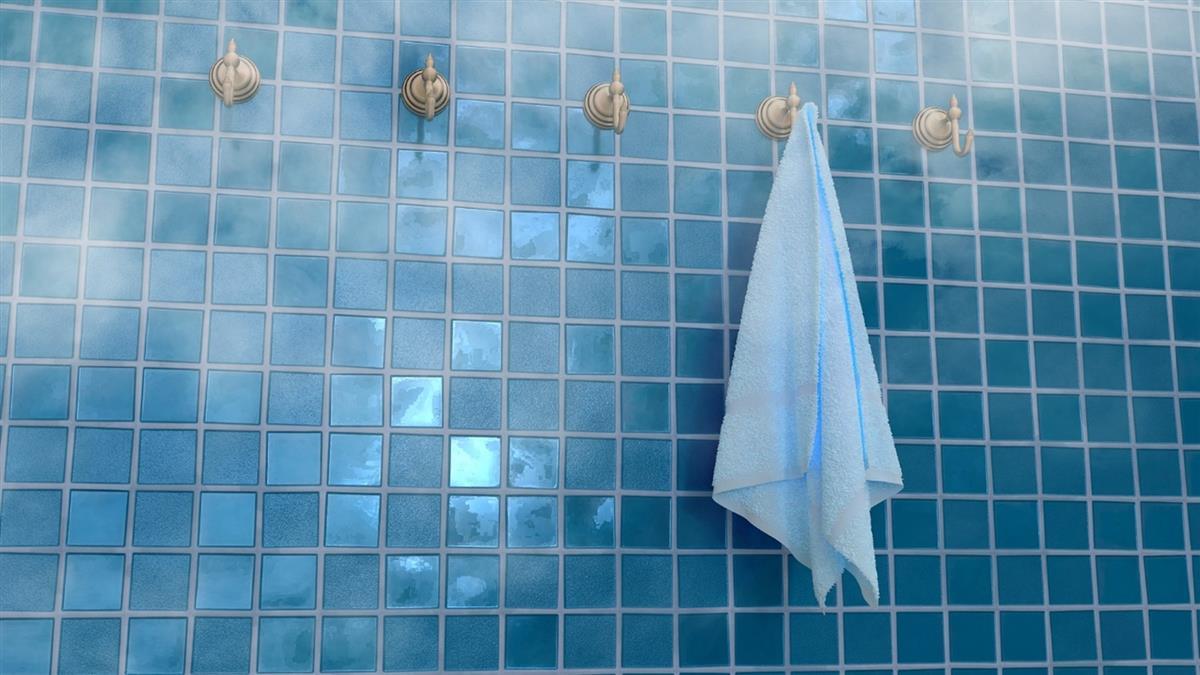 女洗澡洗一半!房東突帶客看房:我看陽台就好