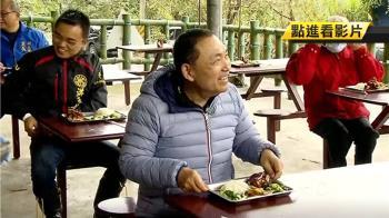 避同桌造成傳染 侯友宜致歉:大部分老人共餐暫停辦