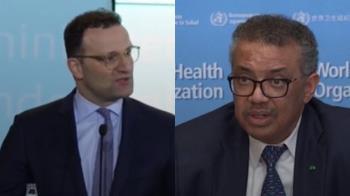 打臉WHO秘書長 德衛生部長:武肺是全球大流行