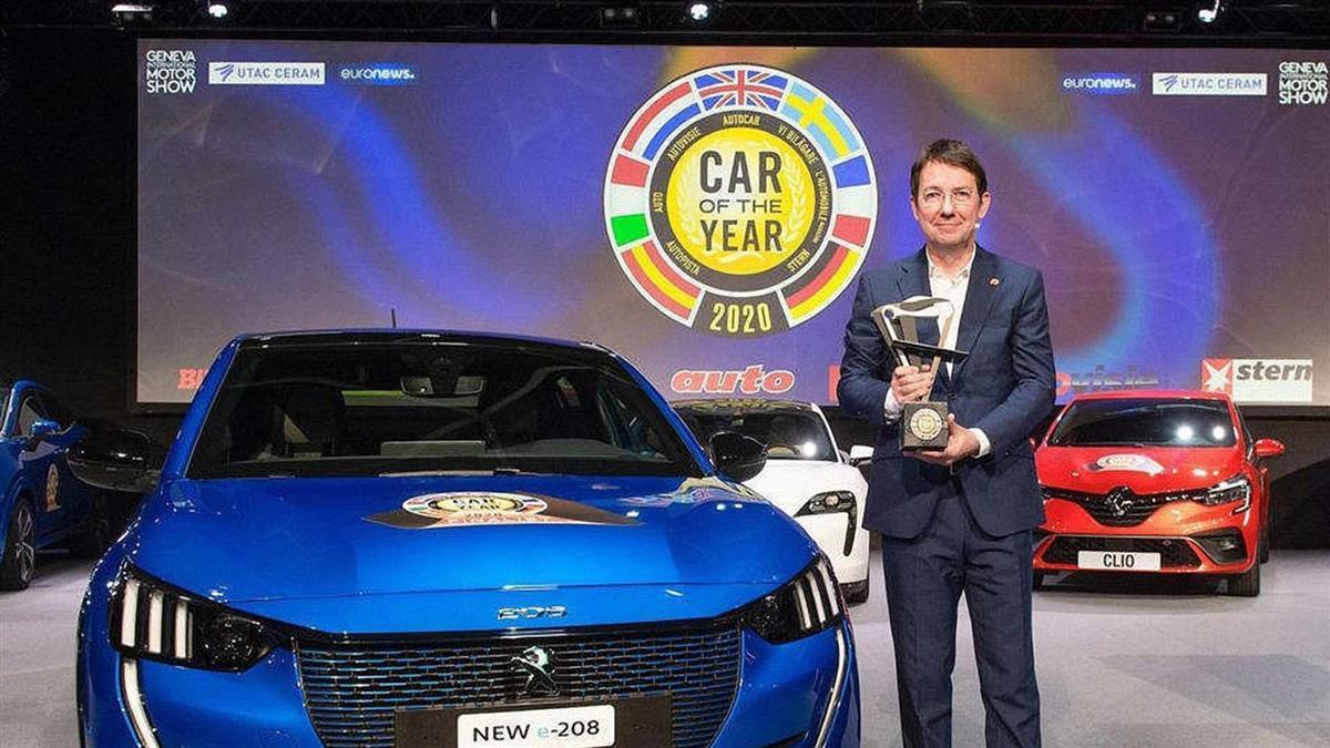 小獅稱王!PEUGEOT 208勇奪2020歐洲年度風雲車大賞第一名