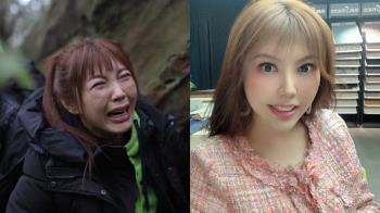 劉樂妍哭了!自爆爸不敢認她 淚揭家庭失和內幕
