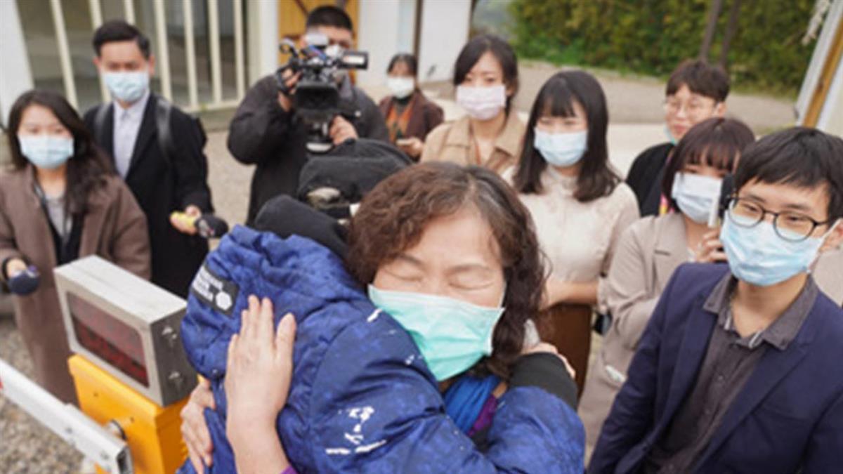 鑽石公主號台旅客解除隔離 陳時中:可能已有抗體