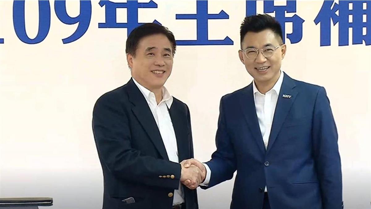 江啟臣當選國民黨主席 國台辦回應了