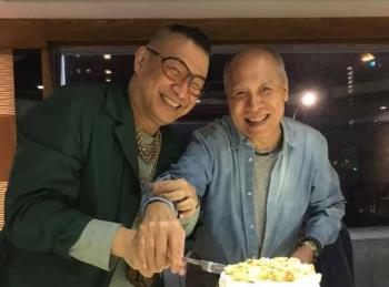 恭喜!林志玲恩師愛情長跑36年 與男友登記結婚