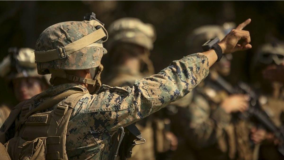 美境內軍人首例 華府陸戰隊員確診武漢肺炎