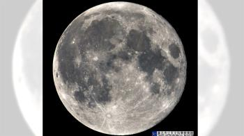 超級月亮登場 10日凌晨抬頭可見