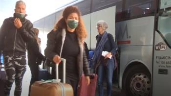 米蘭、威尼斯大封城 火車站擠滿逃難人潮!