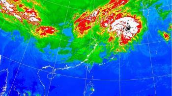 降溫10度!東北季風增強 全台大雨熱區出爐