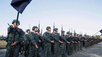 國軍最多曾2千人自主隔離 嚴德發:包括2上將