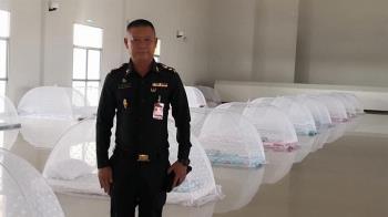 入境泰國隔離14天!蚊帳收容所曝光