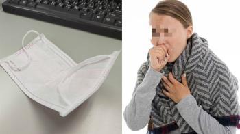 同事狂咳痰音超重!女崩潰勸戴口罩 結果超傻眼