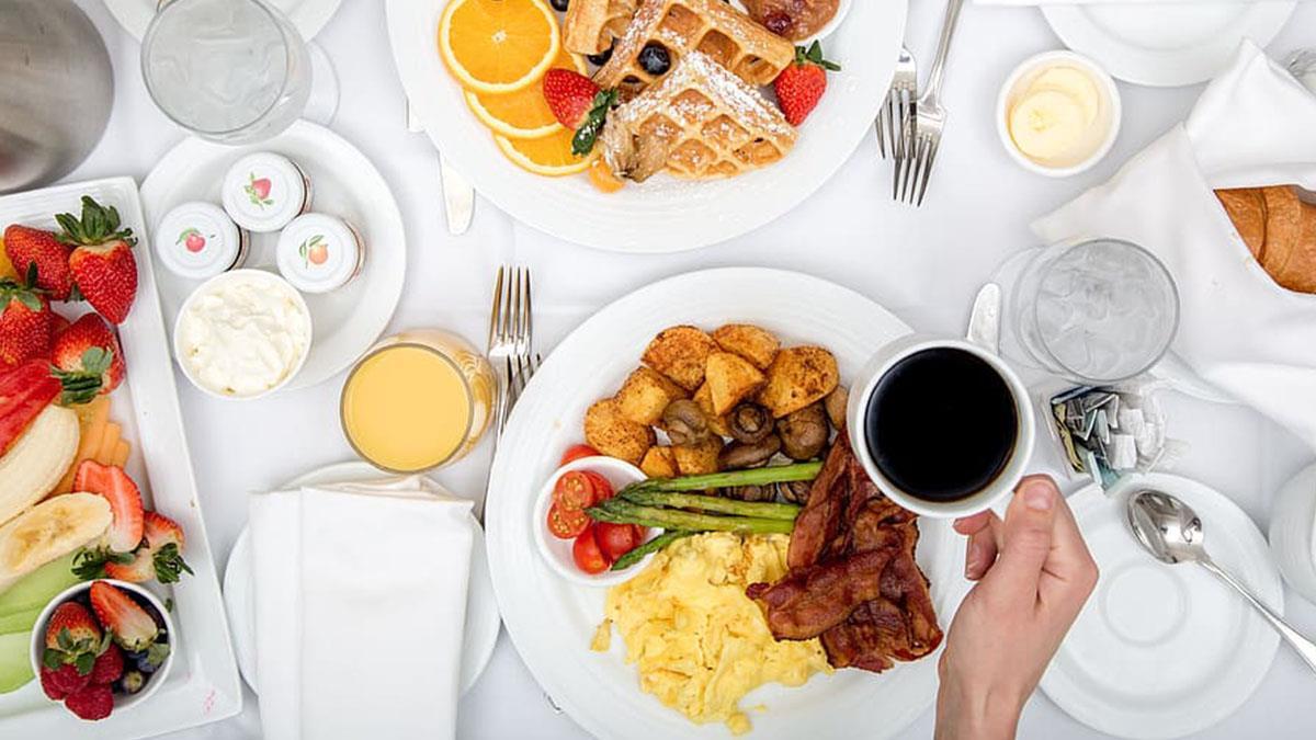 超可怕早餐吃了大扣分?當心腹部脂肪瞬間狂增!