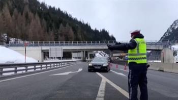 武肺蔓延!德全境淪陷 奧地利關邊界