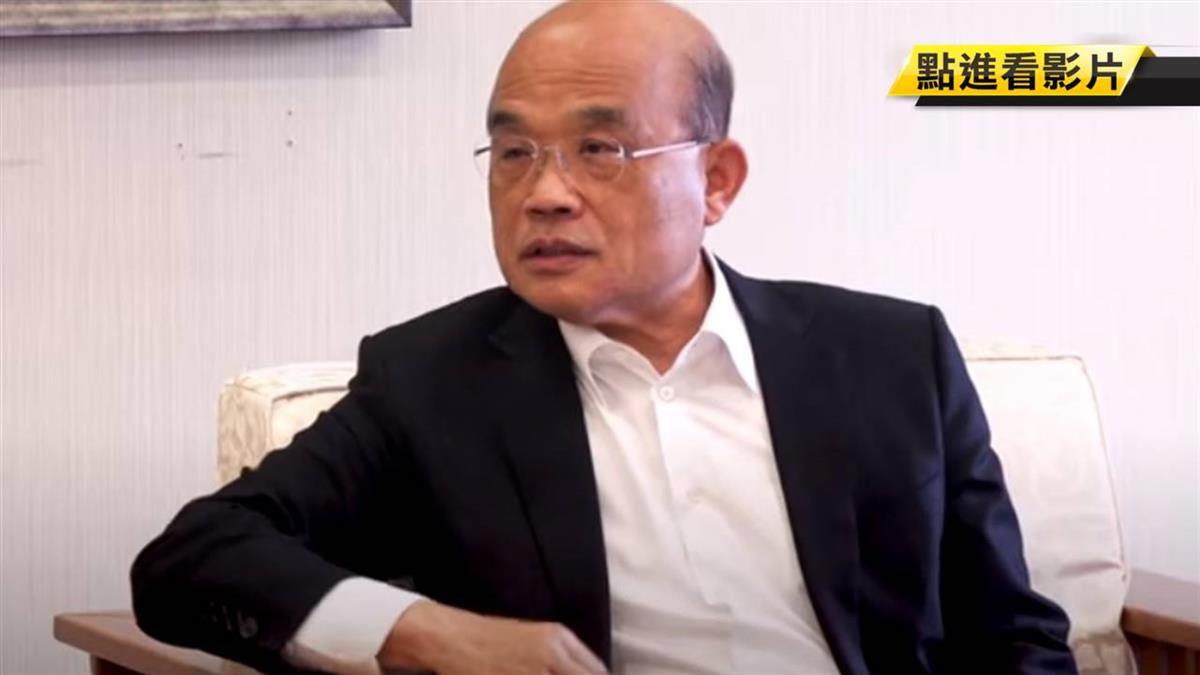 接回滯留武漢台人 蘇貞昌:這就是台灣經驗、模式