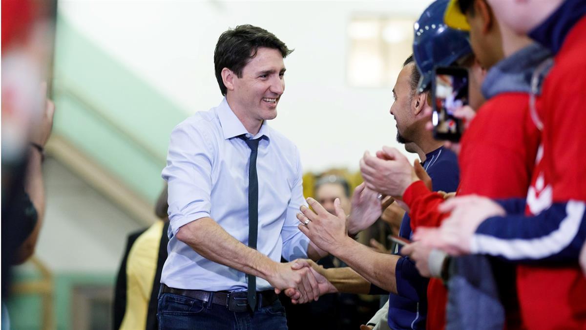 加拿大總理自我居家隔離 妻子接受武肺檢測
