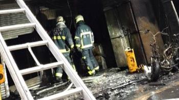 北市華西街大火 5男1女無生命跡象