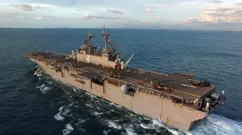 戰艦也淪陷 美國證實海軍確診武漢肺炎