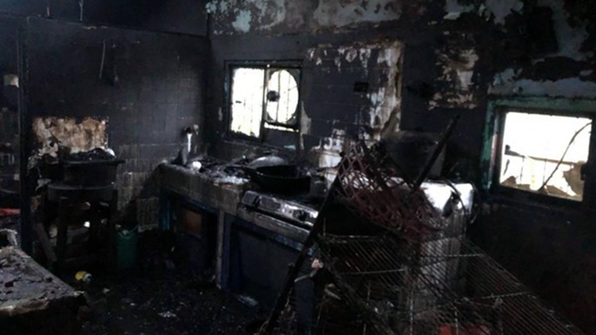 台東民宅驚傳火警!32歲媽、6月大嬰慘成焦屍