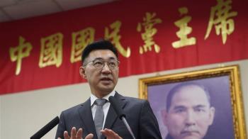 江啟臣:我是台灣人也是中國人