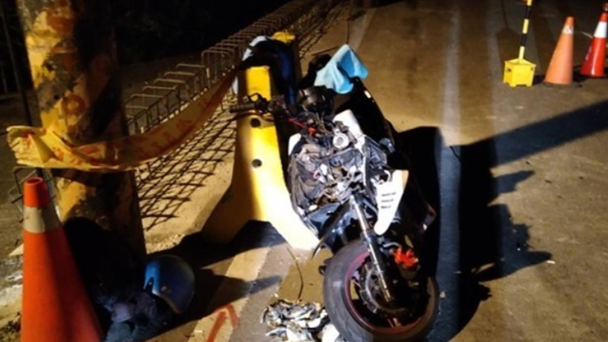 20歲男騎士遭爆頭慘死 肇事駕駛辯:不知撞到人