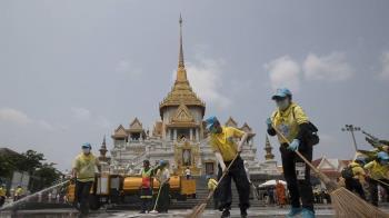 泰國武肺單日新增60例確診!包括來自台灣旅客