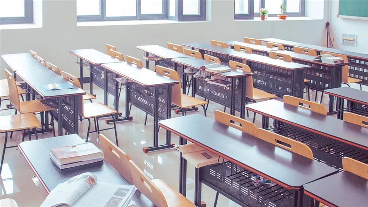 北部停課高中再添1例!前排女同學染疫 全班累計3人