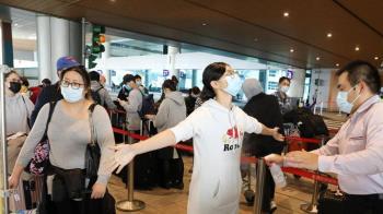 55歲確診陸女搭華航飛成都 台灣停留史曝光