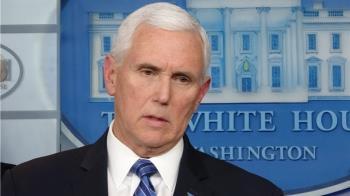白宮首例!美副總統辦公室1員工確診染武肺