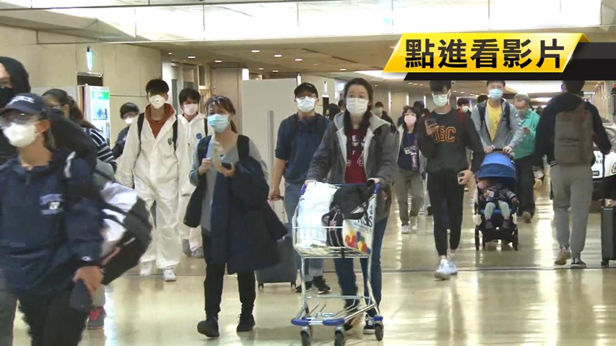 進台灣就「罩」你 機場免稅店賣口罩 成人3片50