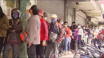 台灣爆「零星社區感染」 專家籲:近期全面戴口罩
