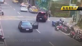 偷車賊遭逮竟逃逸!連撞16汽機車 3路人受傷