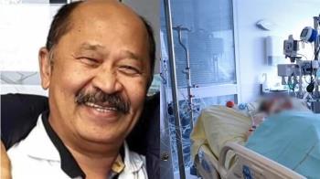 法國首例急診醫師感染死亡 子女淚:我爸是英雄