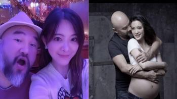 劉真3年前全家福照曝!辛龍十指緊扣、抱女兒 網友哭了