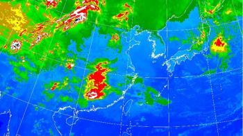 局部地區防大雨!週六鋒面通過 天氣轉涼