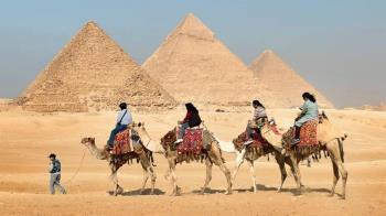 假單勾國內!環保署員工遊埃及 遭爆請有薪事假