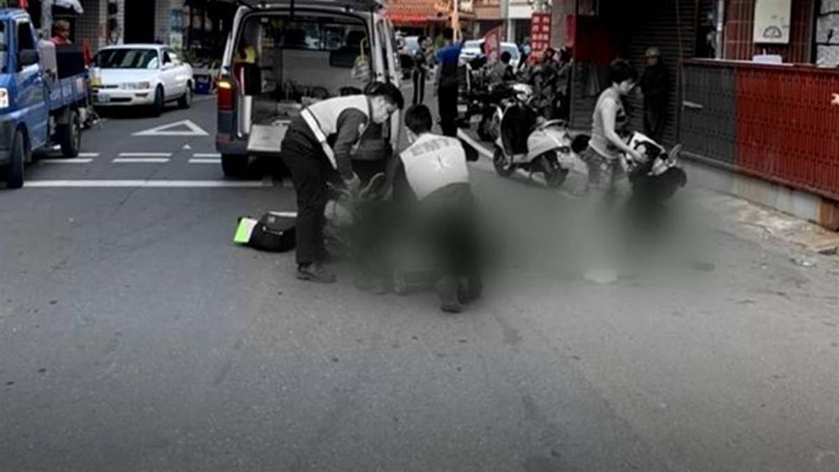 國中生刺死同學 母代兒下跪10分鐘:不是故意的