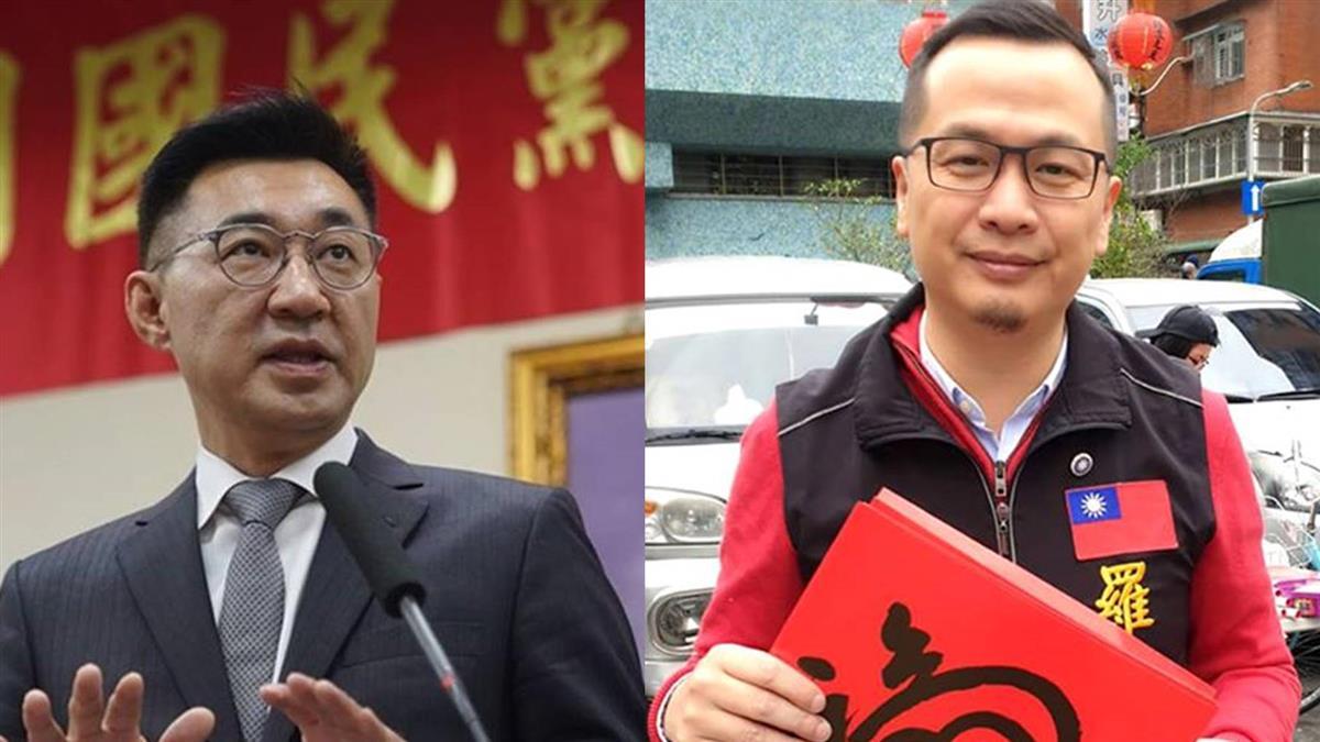 江啟臣25日公布第二波人事 羅智強掌革實院