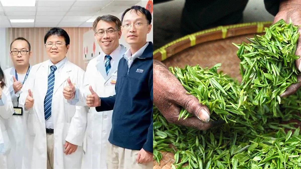 台灣茶葉可抑制武肺病毒!嘉義長庚研究登上國際