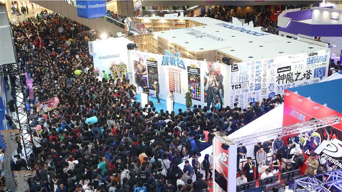 疫情全球延燒 2020台北國際電玩展宣布停辦