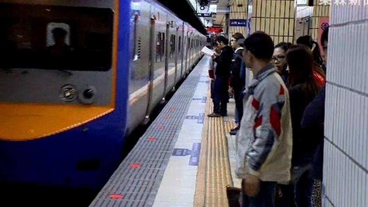 台鐵清明疏運期間 對號列車停售站票