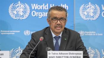 籲各國團結 譚德塞:待在家不能消除流行病