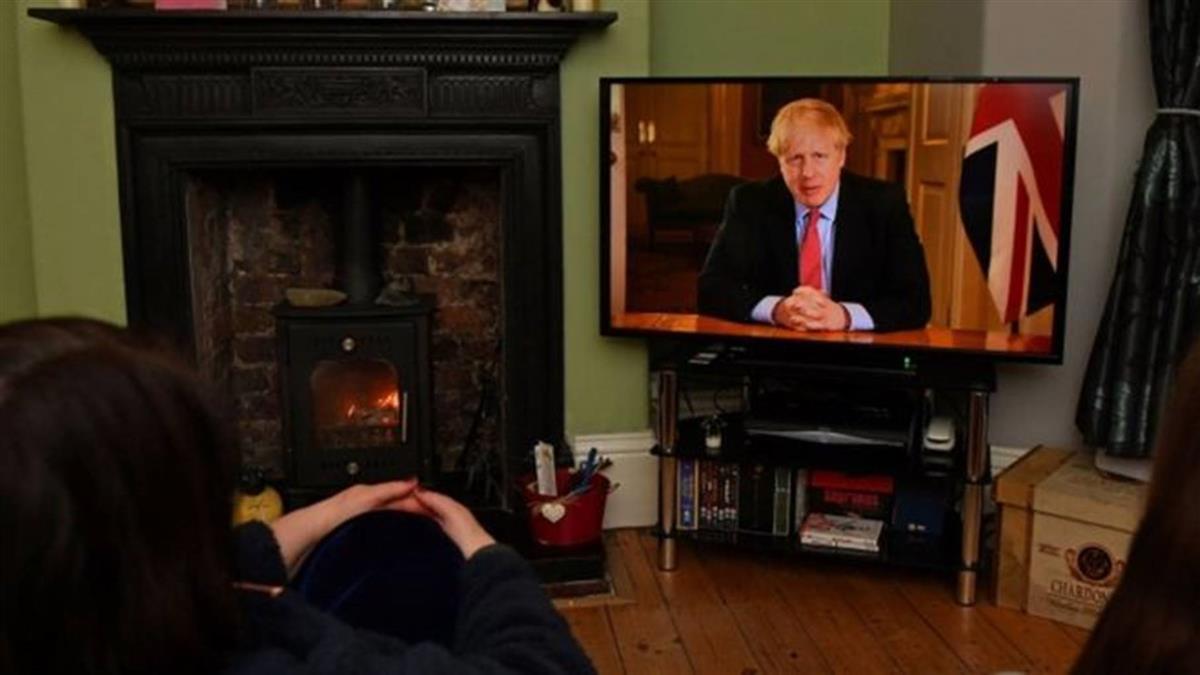 肺炎疫情:英國出台緊急狀態抗疫措施 全民居家隔離
