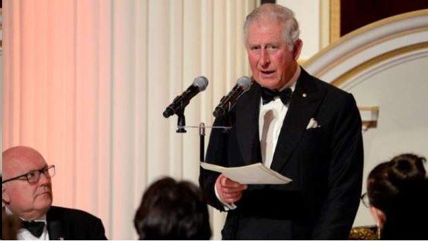 英國王儲查爾斯王子確診感染新冠病毒 「症狀輕微」