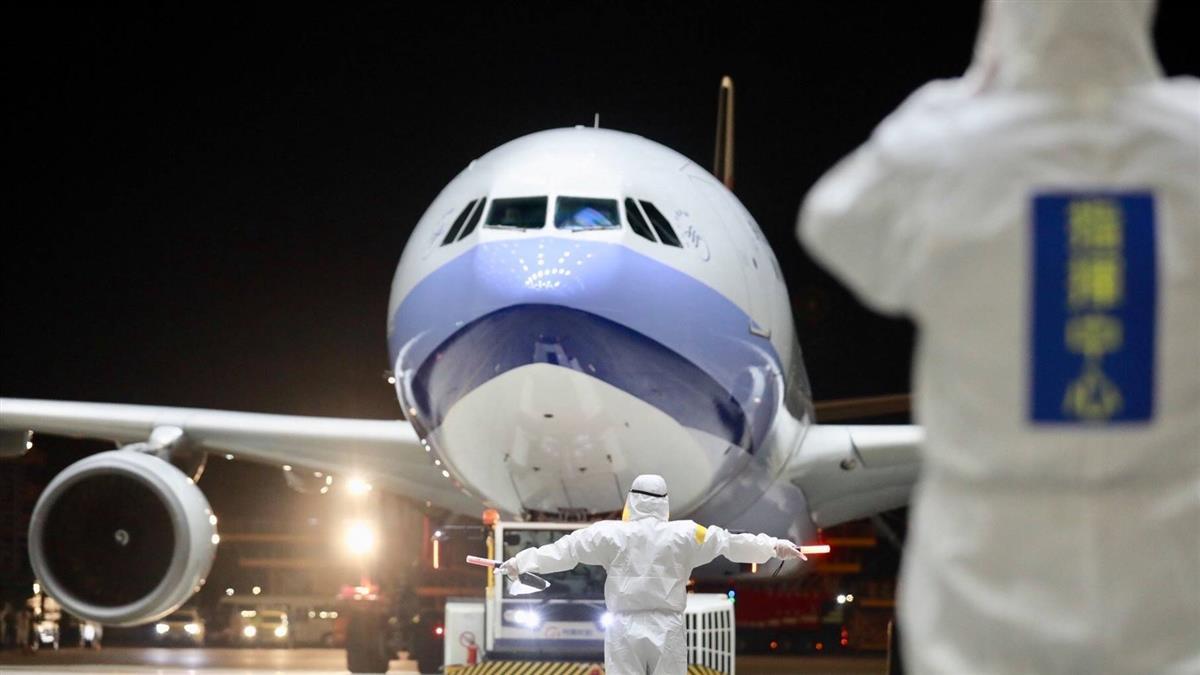 第3批返台採類包機 海基會請華航協助2班機