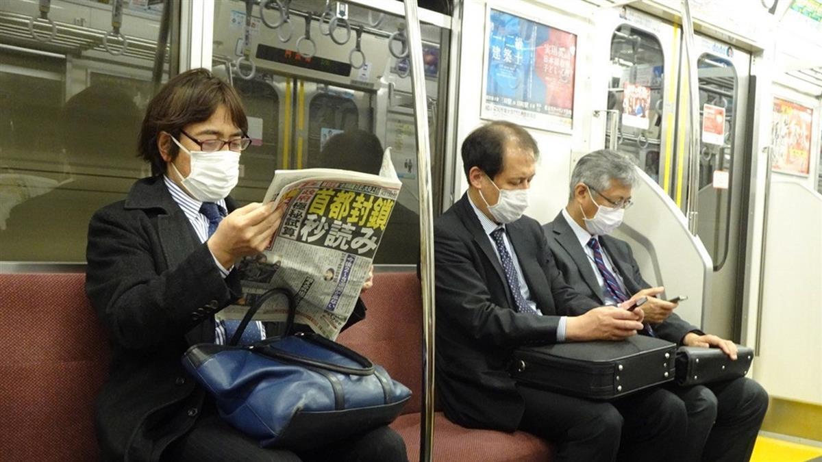 東京武漢肺炎疫情再創新高 單日逾45例