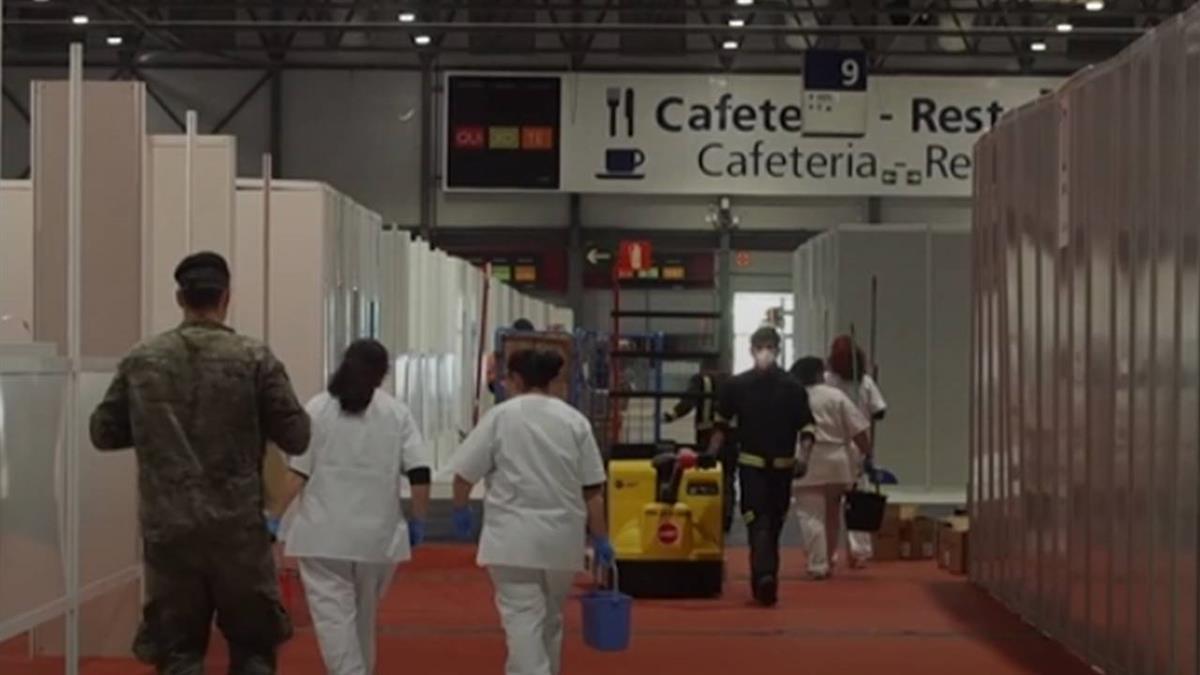 超越大陸!西班牙死亡全球第二 延長緊急狀態15天