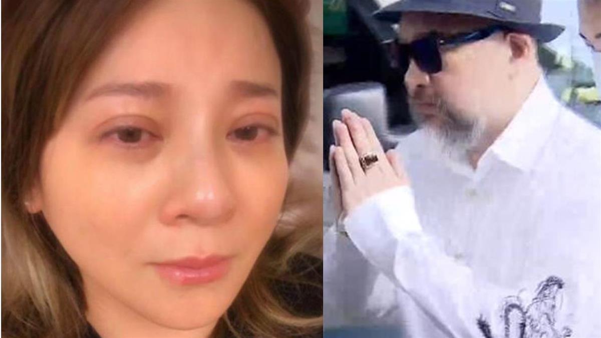 劉真病逝!王彩樺靈堂淚崩:辛龍說他走不出來