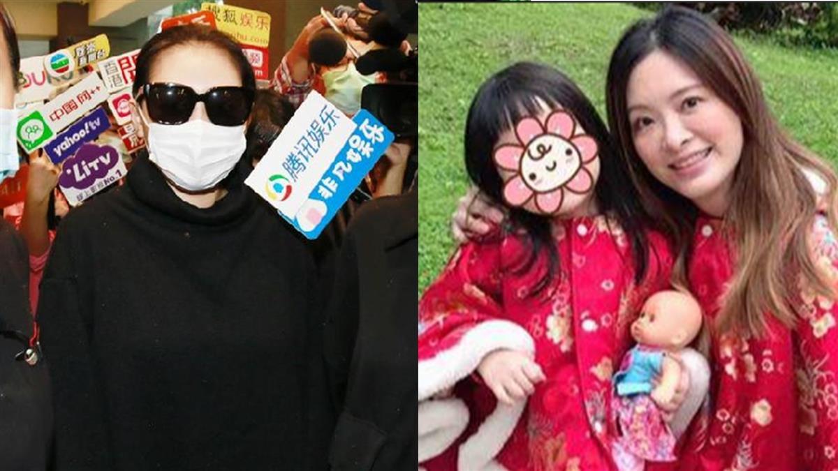 小S來看「宿敵」劉真了!痛心伴4歲愛女:要哭一起哭