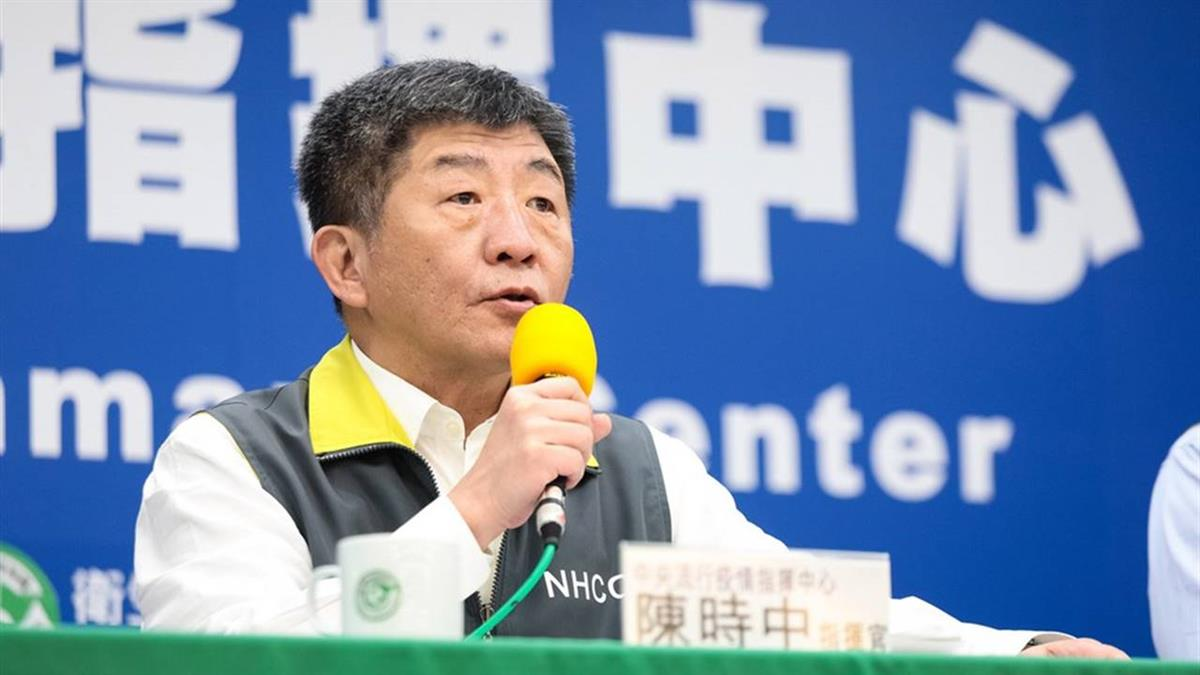 台灣抗疫有成!日媒讚陳時中:鐵人大臣人氣沸騰